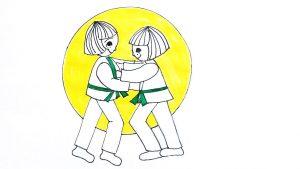 Zarjin judoist