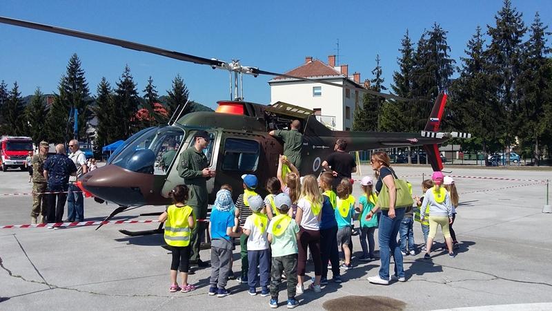 Enota Čira čara: Dan odprtih vrat slovenske vojske v vojašnici Franca Rozmana Staneta v Celju