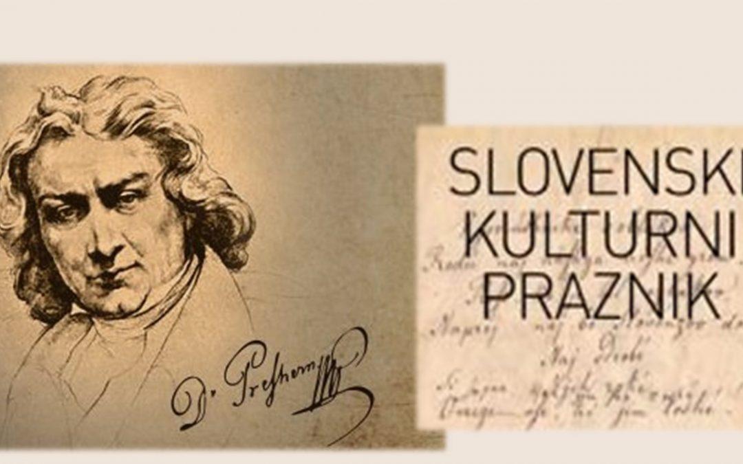 Ob slovenskem kulturnem prazniku – 8. februar 2021